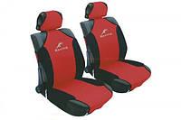 Майки сидения передние MILEX Racing красно-черные 23088/7/Р