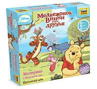 Настольная игра Винни Пух Викторина Для малышей. ЗВЕЗДА