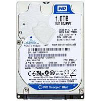"""HDD 2.5"""" SATA 1.0TB WD 5400prm 8MB (WD10JPVT) гар. 12 мес."""