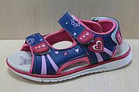 Спортивные сандалии босоножки на девочку тм Tom.m р. 26,27,31