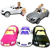 Машина кабриолет для куклы   17-011