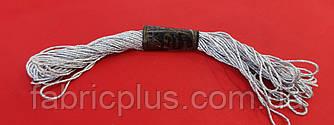 Мулине  люрекс  серебро - 8.0 м