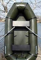 Надувная лодка ПВХ Язь-2 Лисичанка 2 местная