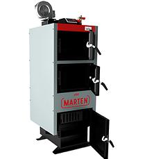 Твердотопливный котел непрерывного горения Marten Comfort  80 квт до 800 кв м, фото 2
