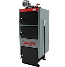 Твердотопливный котел непрерывного горения Marten Comfort  80 квт до 800 кв м, фото 3