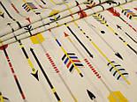 Лоскут ткани №697а размером 49*79, фото 2