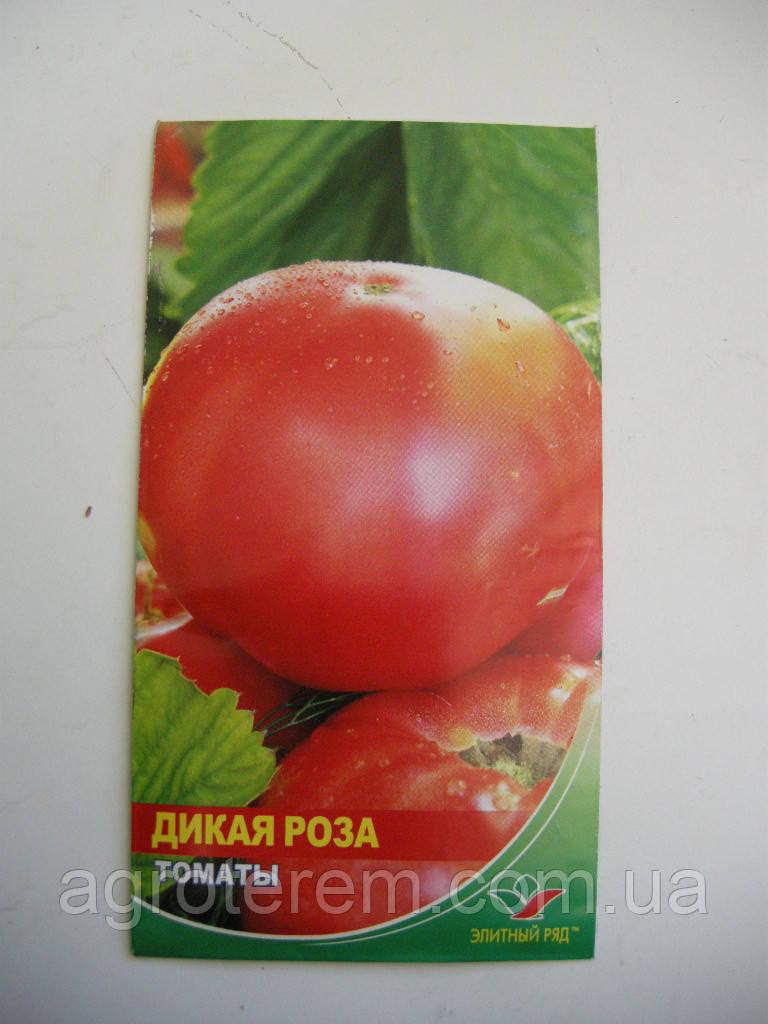 Семена томата Дикая роза 1г