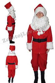 Костюмы Санта Клауса детские