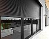 Роллеты защитные из стальных профилей DoorHan RHS22