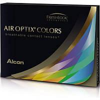 AirOptix Colors. Цветные линзы.