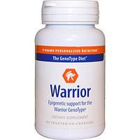 Dadamo, Воин, Эпигенетическая поддержка для генотипа воин, 60 вегетарианских капсул