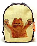 Детский рюкзак Гарфилд , фото 1