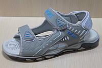Открытые подростковые сандалии для мальчика тм Tomm р.36,37