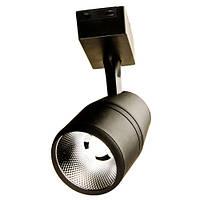 """Светодиодный трековый светильник """"Vela"""" VL-COB-206L 20W 2000Лм 4000К черный 40°"""