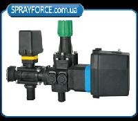 Главный клапан управления с электрическим и ручным пропорциональным клапаном