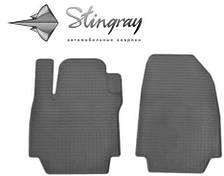 "Коврики ""Stingray"" на Renault Fluence (с 2009---) рено флуенс (резиновые)"
