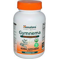 Himalaya Herbal Healthcare, Джимнема, 60 каплетов