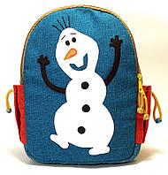 Детский рюкзак снеговик Олаф-2