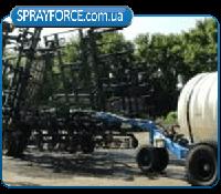 Комплект оборудования культиватора для внесения аммиачной воды и КАСа