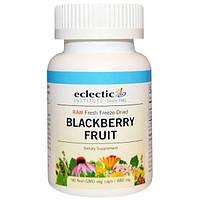 Eclectic Institute, Плоды ежевики, 480 мг, 90 вегетарианских капсул без ГМО