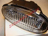 Фара противотуманная левая Ланос Lanos Сенс Sens Польша оригинал заводская с лампочками 96557886