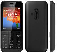Мобильный телефон копия Nokia Asha 220 DualSim, Кнопочный телефон, Телефон на две сим карты, Телефон Нокиа