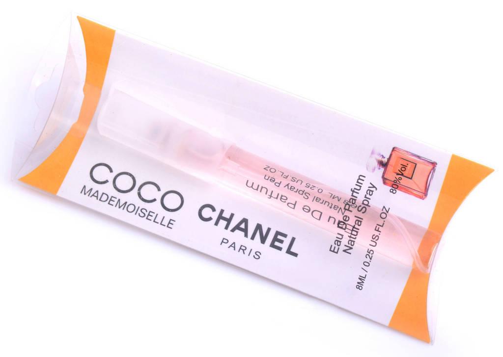 Мини-парфюм женский Chanel Coco Mademoiselle (Шанель Коко Мадмуазель), 8 мл