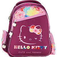 Школьный рюкзак Kite Hello Kitty 520 (1-3 класс)