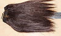 Волос для кукол, синтетика. Канекалон.  Тресс, длина 25 см. (упаковка - 1 метр.)