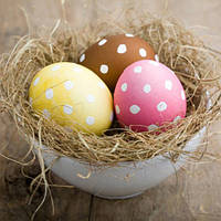 Поздравляем с праздником Пасхи!