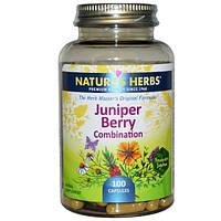Natures Herbs, Формула с ягодой можжевельника, 100 капсул