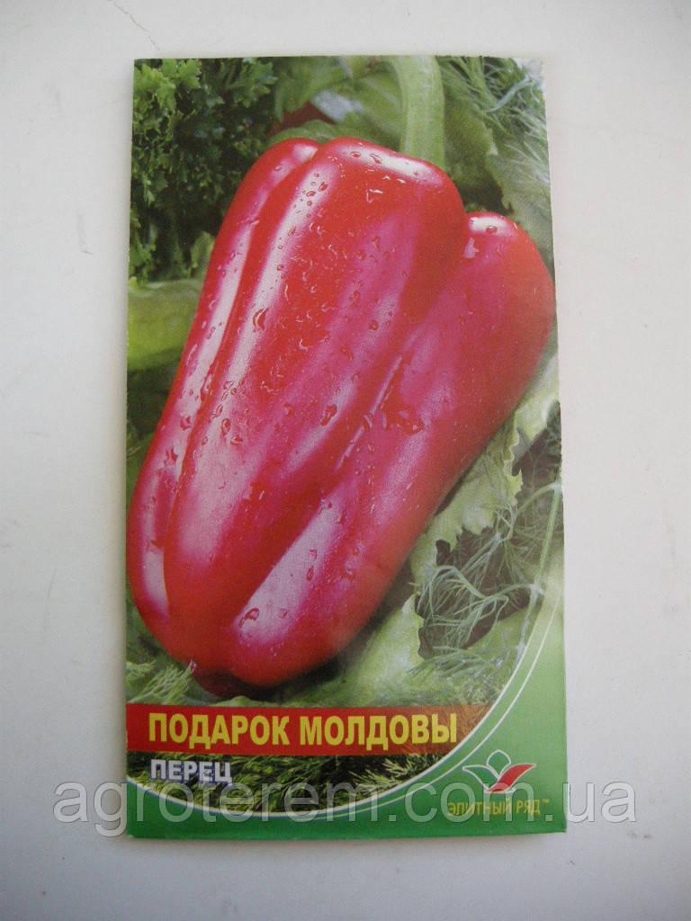 Семена перца Подарок Молдовы 2г
