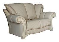 """Стильный кожаный диван """"Mayfaer"""" (Майфаер) Двухместный (178 см), Ифагрид, натуральная кожа, Классический"""