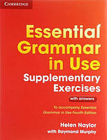 Essential Grammar in Use 4th Edition Supplementary Exercises + key (Дополнительные Упражнения + Ответы)