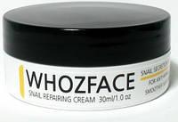 Крем для лица омолаживающий с улиткой WHOZFACE SNAIL FACIAL 30мл, фото 1