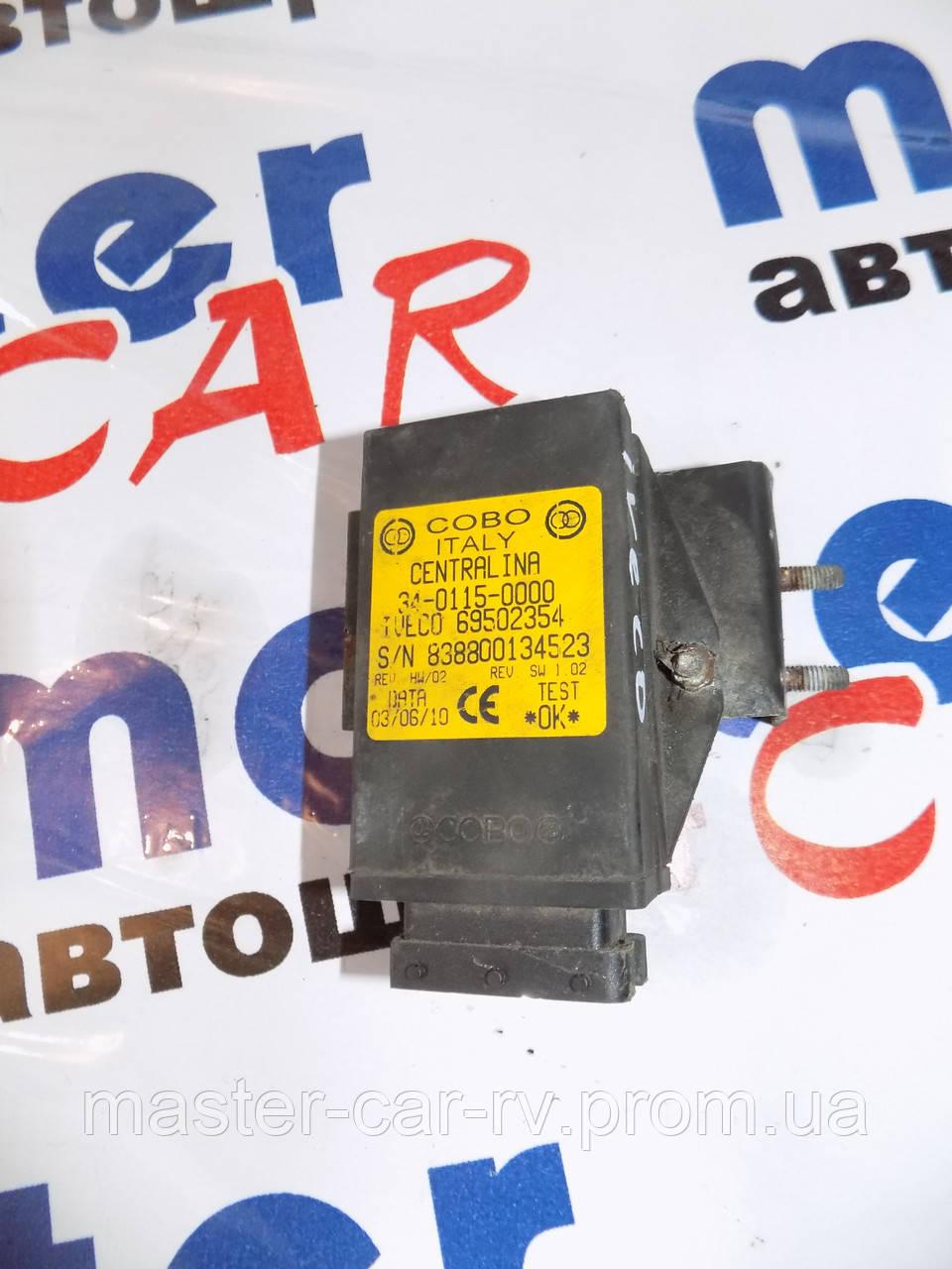 """Блок электронный Iveco Daily 3.0 HPI 2006-2011 - Интернет магазин """"MasterCar"""" в Ровно"""