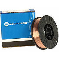 Проволока  омедненная MG2  Magmaweld (Турция) 1,0 мм (катушка 5 кг), фото 2
