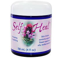 Flower Essence Services, Заживляющий крем, 4 жидких унции (118 мл)