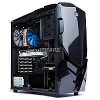 Системный блок РЕГАРД RE725 (AMD Ryzen 5 1600 3.2GHz/AMD Radeon RX 460, 4GB/16GB DDR4/1TB HDD/БП 500W)