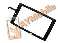 "Тачскрин (сенсор) 7"" Fly Flylife Connect 3G 2 C109188A1-DRFPC208T-V4.0 39 pin 188x109 mm black"