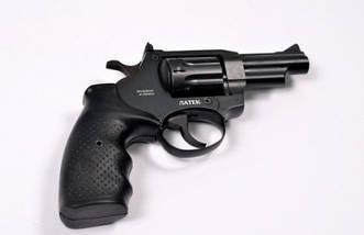 """Револьвер Safari РФ 431 резина-металл 3"""". Револьверы под патрон Флобера 4 мм, Safari. , фото 2"""