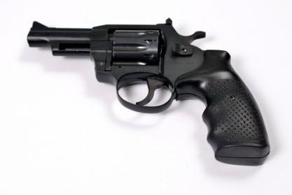 """Револьвер Safari РФ 431 резина-металл 3"""". Револьверы под патрон Флобера 4 мм, Safari."""