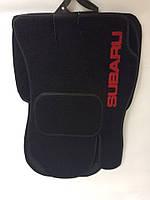 Ворсовые коврики Subaru Legacy 2010 -