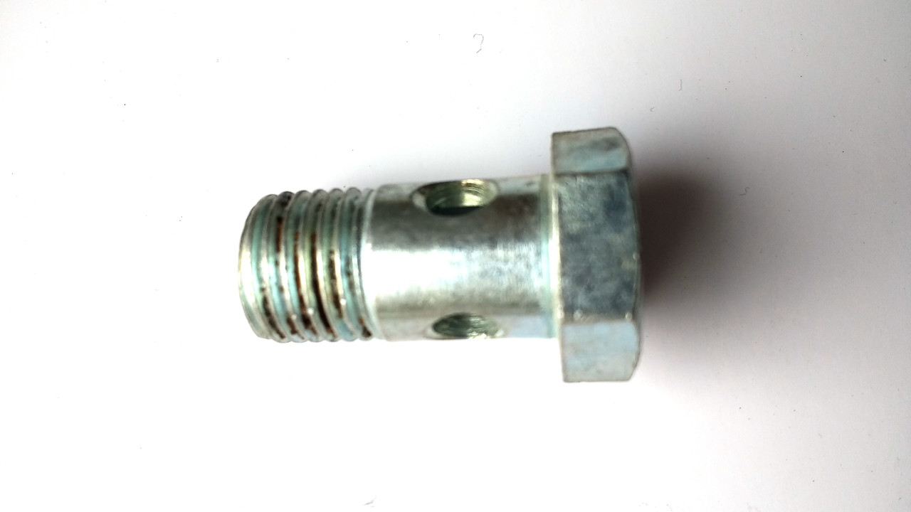 Болт-штуцер просечной топливной системы м14х1,5