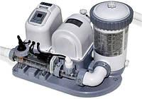 Intex 28674 хлоргенератор и фильтр насос (4542 л/ч, хлор 5 г /ч)