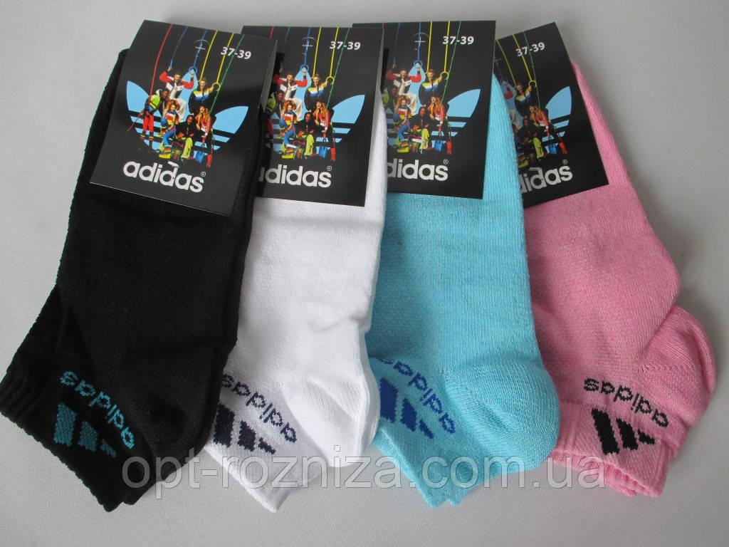 Летние женские спортивные носочки .