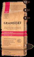Grandorf (Грандорф) Adult Medium Breed 26/15- ягненок с рисом для взрослых собак 3кг