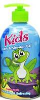 Гель для душа+ванной Bath&Shower Gel Kids Happy Apple 500 ml