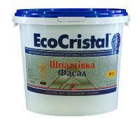 Фасадная шпаклевка ИР-21 EcoCristal Ирком 1,5 кг