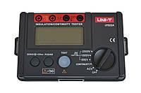 Тестер сопротивления изоляции UNI-T UT-502A